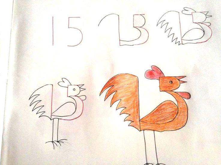15 c'est le coq !