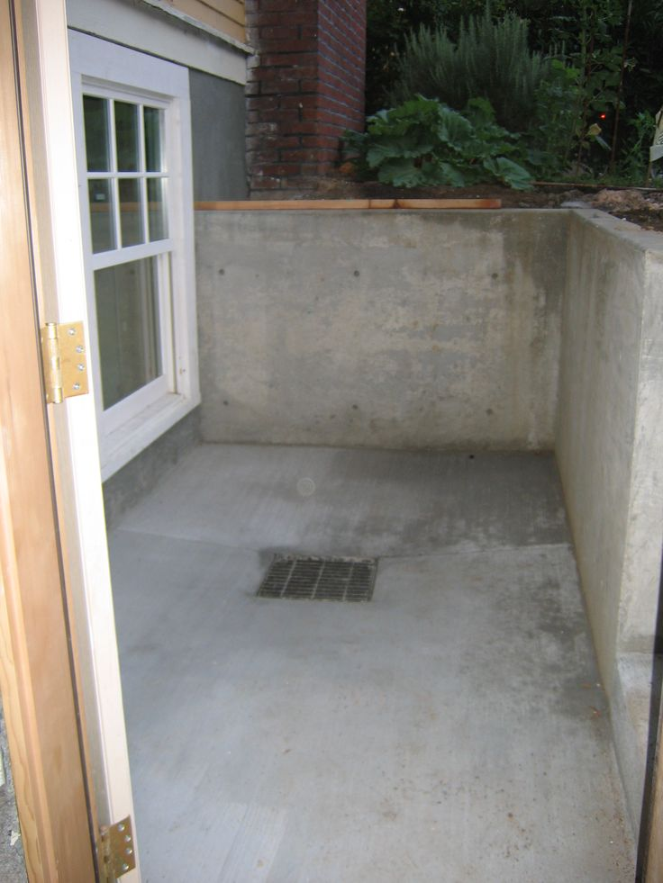 12 best images about basement egress options on pinterest for Basement entry