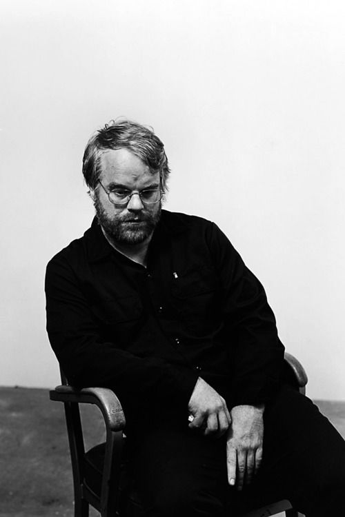 The only true currency in this bankrupt world is what you share with someone else when you're uncool. - Philip Seymour Hoffman | photographed by Dana Lixenberg