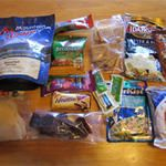 5-Day Ultralight Backpacking Meal Plan RECIPES