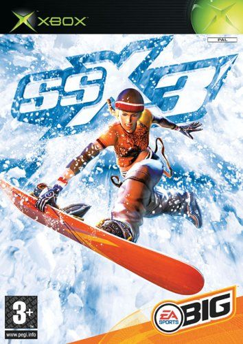 SSX 3 (Xbox): Amazon.co.uk: PC & Video Games