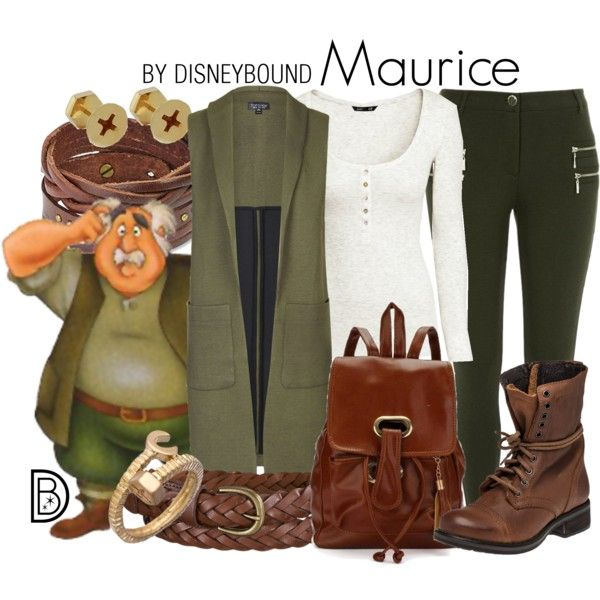 Disney Bound - Maurice