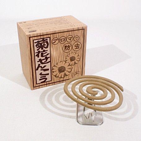 Encens japonais anti-moustique