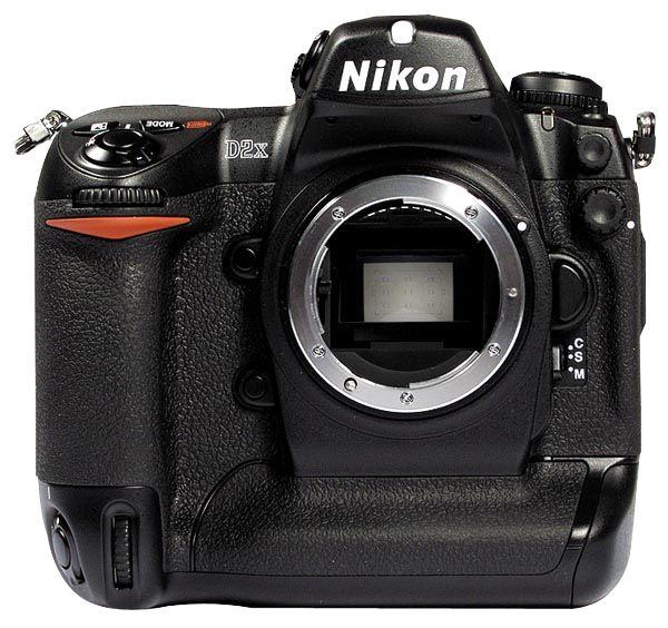 The Nikon D2X