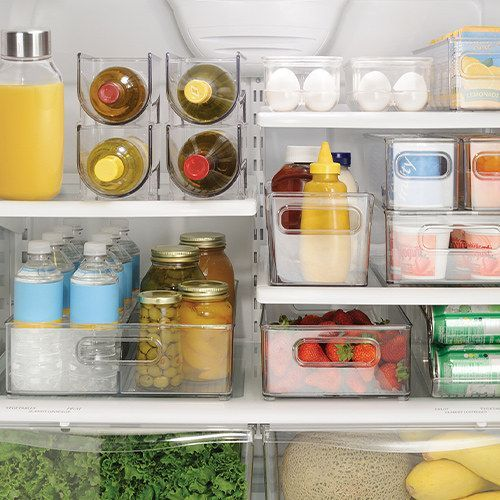 La nevera bien organizada | Decorar tu casa es facilisimo.com