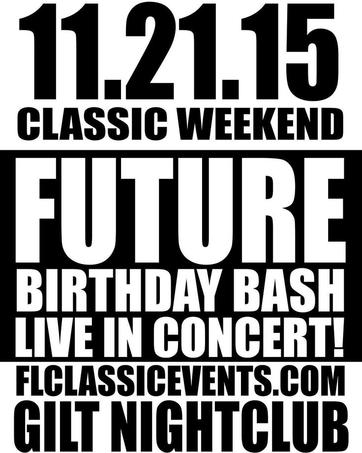 #FutureBirthday vs everybody!!! Future is comparable to a drug it's not even a cult following right now he is like a POP Phenomenon Rockstar ish he is an addiction you can't stop listening and want more which he will be dropping more music! There is no artist in recent years as hot as him right now besides #Drake and they in cahoots.... Get your tickets http://ift.tt/1Lklf75 this #FloridaClassic event will be one of the most epic in Central Florida I PROMISE! You get what you PAY for and you…