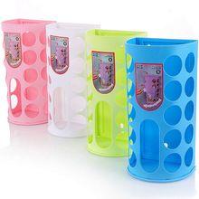 Plastic Zak Dispenser Muurbevestiging Keuken Tassen Opslag Houder Container…