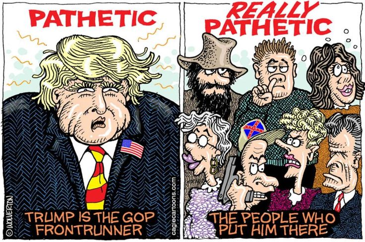 This is how the world sees America now.  The Trump Chronicles - Gallery - Newsday
