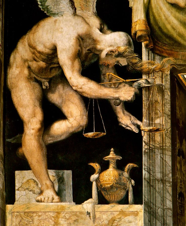 """monsieur labette, Francesco Salviati  """"L'Ange de la Justice"""" ..."""