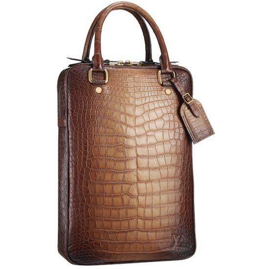 Louis Vuitton crocodile bag-Louis Vuitton Bag Beautiful , Luxurious And Elegant - Fashionable-Feeling's