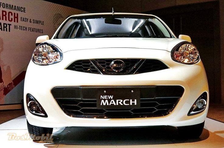 New Nissan March 1.5L - Lebih Trendy dan Bertenga #BosMobil