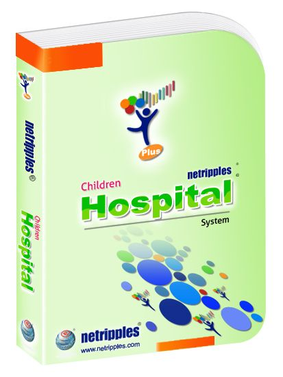 Netripples Children Hospital Plus Software is a comprehensive ready to use software designed to automate the activities of the Children Hospital Plus which includes Patient Appointments, Registration of Inpatient/Outpatient, Investigation Management, Cashier management, Clinic Inventory Management...read more ..... http://www.netripples.com/ChildrenHospitalPlus_ReadMore.aspx