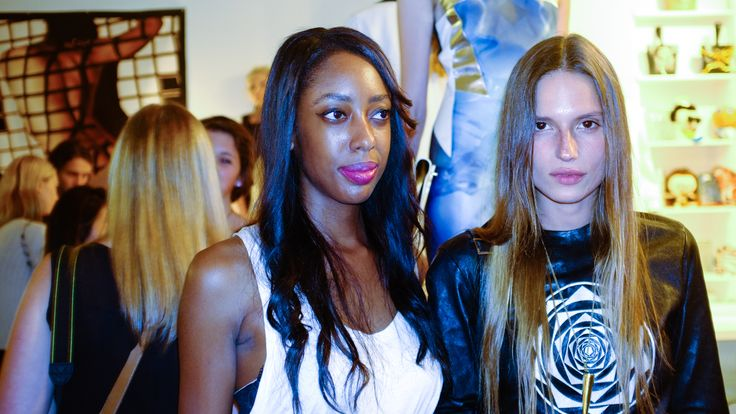 CRES. E DIM. SS14 PRESENTATION IN NY PICTURES BY XTIGE SHOWROOM CATE UNDERWOOD from VMAGAZINE