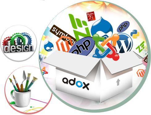 Web Design and Web Development Solution