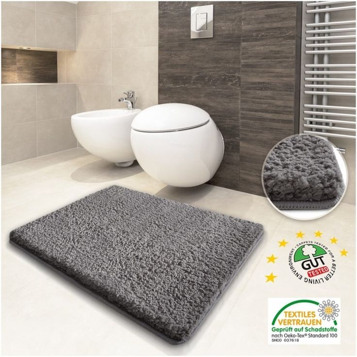 Fluffy Grey Bathroom Rug   Are you currently searching for straightforward  toilet notions that may make a big difference as. Best 25  Pedestal mats ideas on Pinterest   Ikea drawer organizer
