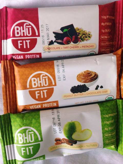 Review: Bhu Fit Bars ~ Living, Learning, Eating