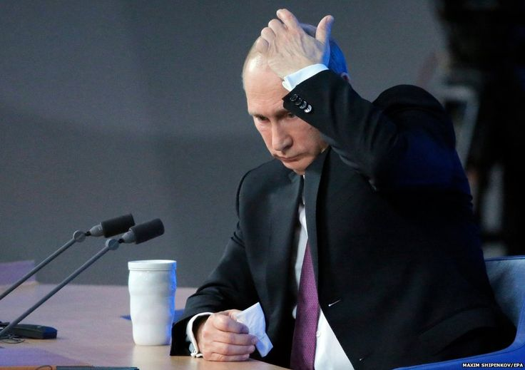 Ruble crisis: Vladimir Putin insists Russian currencys dramatic fall will stabilize