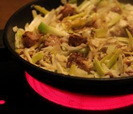 Recept Čína z časů minulých od IreVo - Recept z kategorie Hlavní jídla - maso