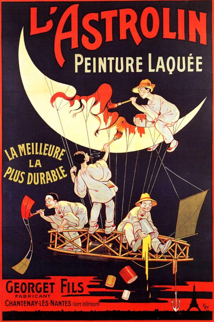 1908 L'Astrolin - Eugène Ogé