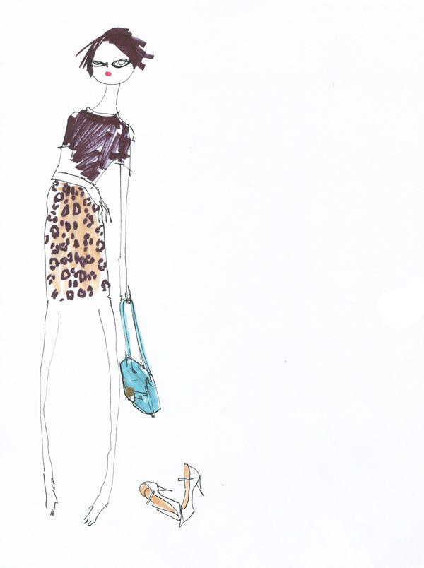 GATTOBRAVO MIAO for Celine Autumn \u0026#39;11 | Graphic | Pinterest ...