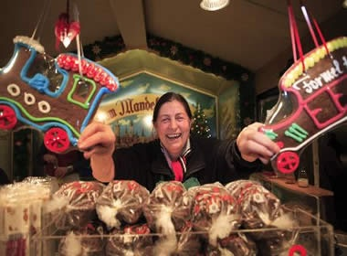 Win a pair of tickets to the Vancouver Christmas Market! #ChristmasMarket