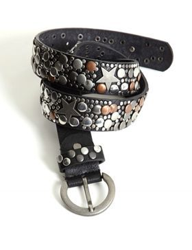 Cinturón tachas estrellas de Morgan de Toi