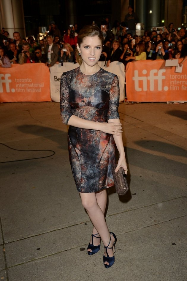 "(I don't like this at all) BEST: Anne Kendrick went sheer for the premiere of ""The Company You Keep,"" donning a Mulberry dress, Brian Atwood shoes, and carrying a Rebecca Minkoff bag. It's hard to believe that only three years ago, the actress was practically unknown when she came to TIFF to promote her Oscar-nominated turn in ""Up In The Air."""