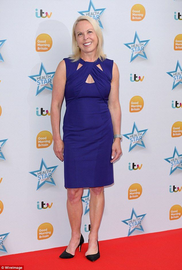 Happy:Jayne Torvill, 59, has confirmed Dancing On Ice is to return to screens with a 'refreshed' new look, as she reveals her ideal celebrity contestant is footballer Steven Gerrard