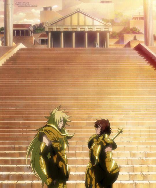 Shion and Dohnko