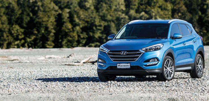 Hyundai Tucson đã có mặt tại Việt Nam