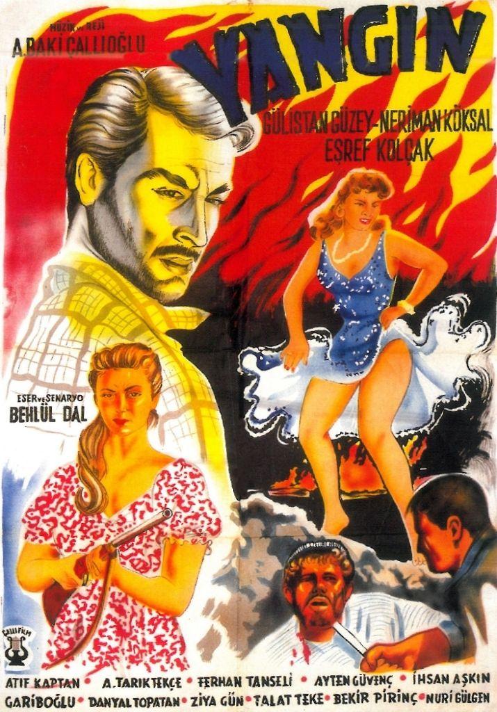 1956 Yangın