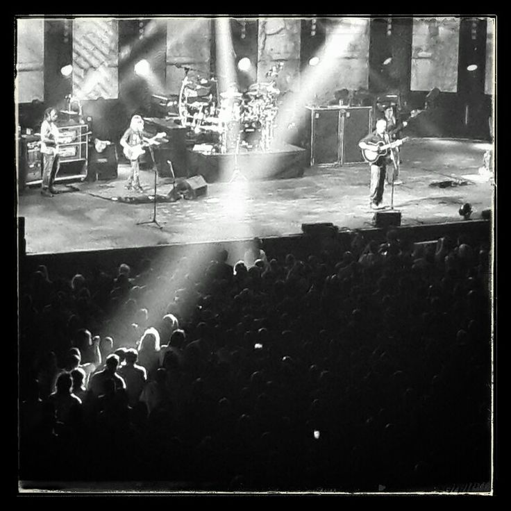 Dave Matthews Band live in Cape Town