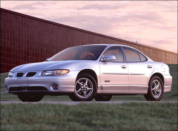 2004 Pontiac Grand Prix Tires