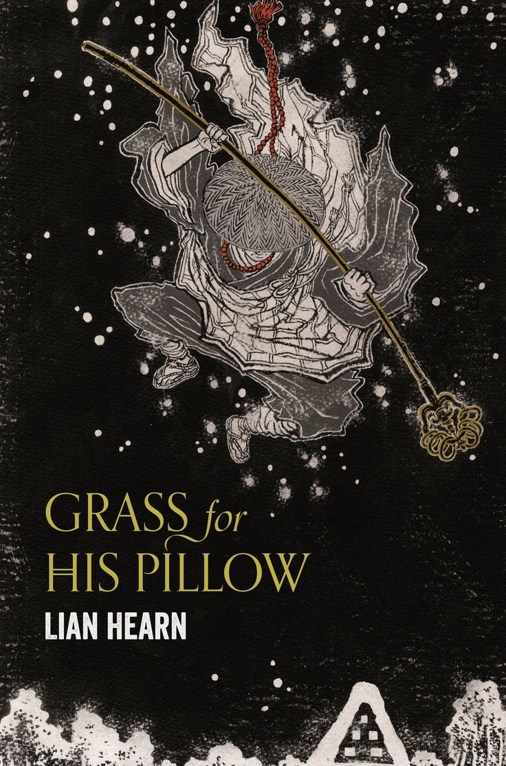 'Grass for his Pillow is the second book in Lian Hearn's 'Tales of the Otori', an epic tale of love, power and destiny, set in a mythical world inspired by feudal Japan