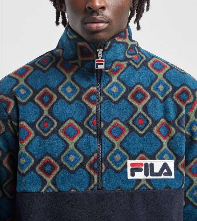 Fila Makalu Half Zip Fleece | Fashion, Clothes, Men sweater