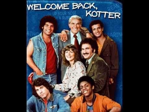 welcome back kotter by john sebastian 1976 youtube music 1976 pinterest watches. Black Bedroom Furniture Sets. Home Design Ideas
