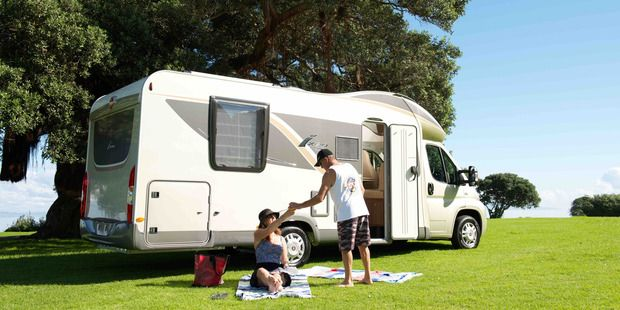 Consider how you'll use the motorhome - your family might need more space on a longer trip. Photo / Supplied