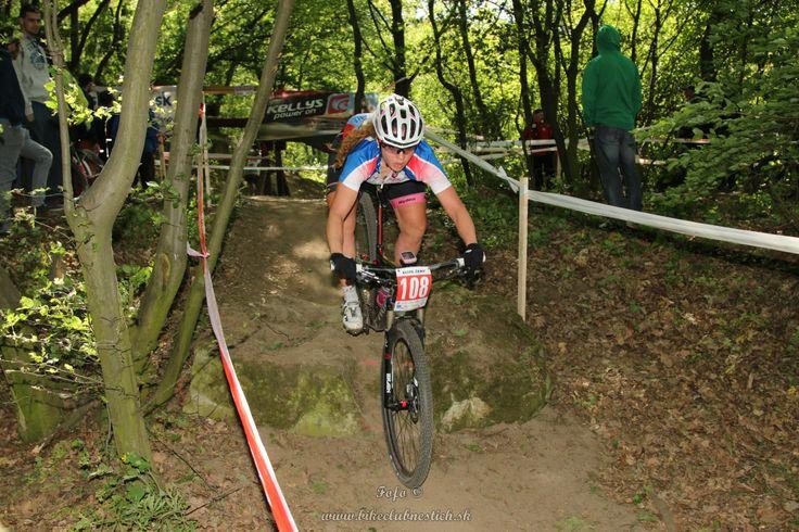 Mountain bike woman MTB XCO Racer Dvorniky S-works