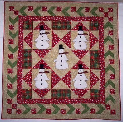 408 best Christmas quilts images on Pinterest | Bag, Crafts and ... : christmas quilt projects small - Adamdwight.com