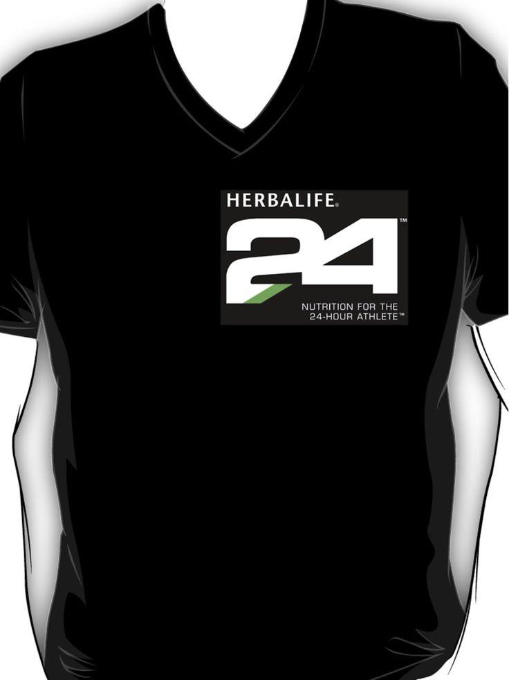 Herbalife 24 hour Athlete V-Neck