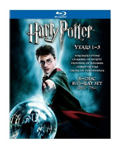 Harry Potter DVD Box