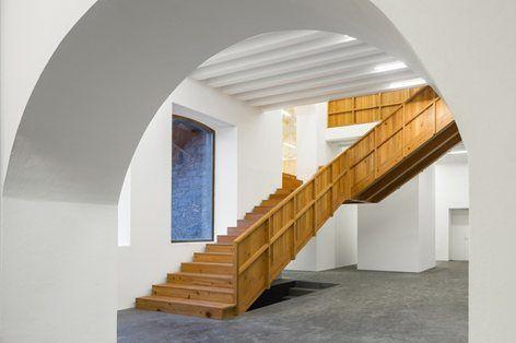 The Arquiplago Contemporary Arts Centre, Ribeira Grande, 2014 - Menos é Mais Arquitectos, João Mendes Ribeiro