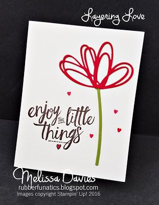RubberFUNatics: Enjoy the Little Things