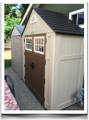 Best 25+ Suncast Sheds Ideas On Pinterest | Rubbermaid Deck Box, DIY Resin  Shed And Suncast Storage Shed