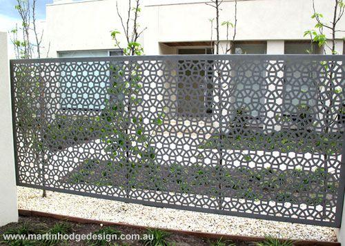 Modern Garden Fence Ideas: 25+ Best Ideas About Contemporary Fencing On Pinterest