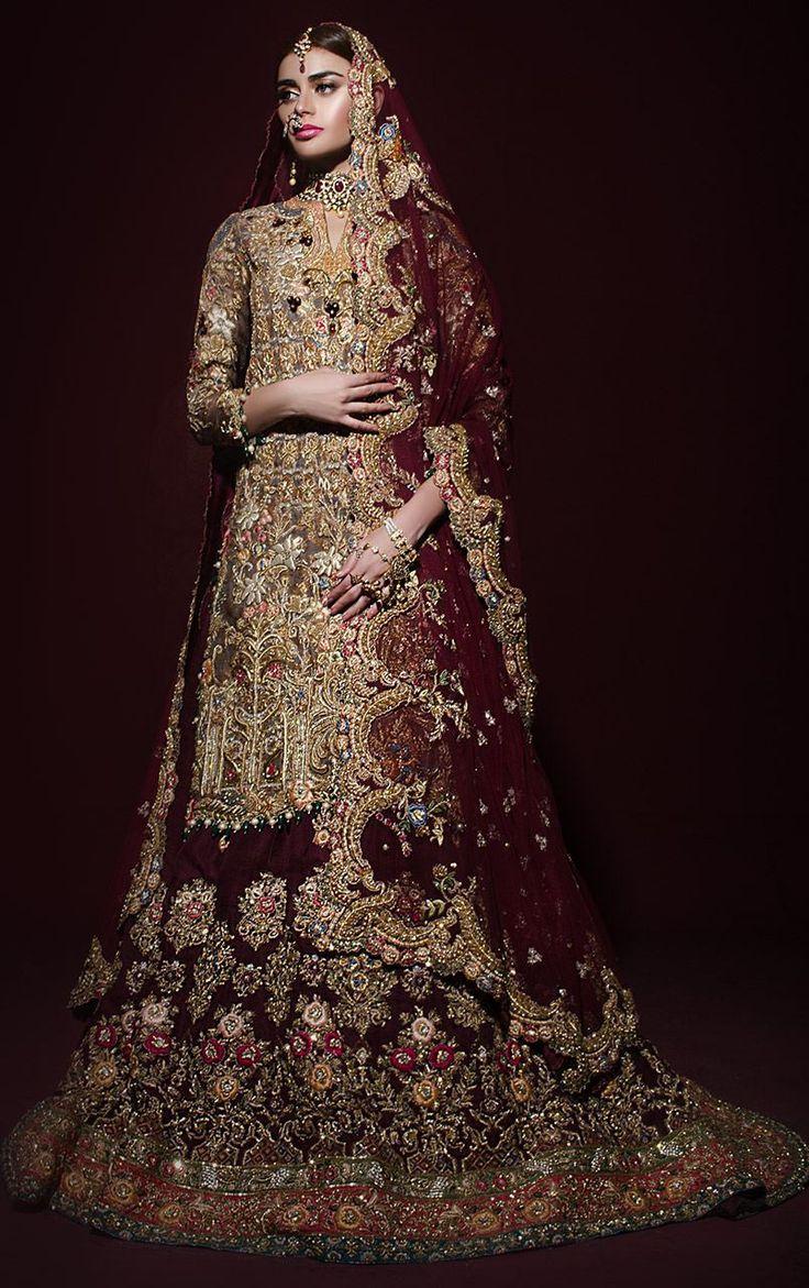 best Bridal make up images on Pinterest Indian bridal Pakistani
