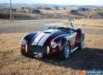Shelby: Cobra Replica Factory Five