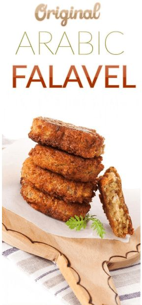 awesome Original Arabic Falafel