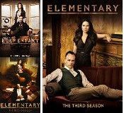 Elementary Seasons 1-3 DVD