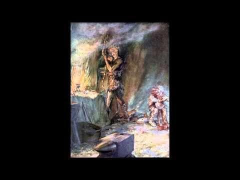 Wiener Philharmoniker, Sir Georg Solti    Wolfgang Windgassen - Siegfried  Gerhard Stolze - Mime    SIEGFRIED  Nothung! Nothung!  Neidliches Schwert!  Was mußtest du zerspringen? --  Zu Spreu nun schuf ich  die scharfe Pracht,  im Tiegel brat ich die Späne. --  Hoho! Hoho!  Hahei! Hahei! Hoho!  Blase, Balg!  Blase die Glut!  Wild im Walde  wuchs ein Baum,  den ha...